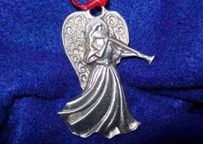 Pewter Angel